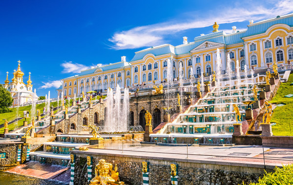 Złoty Sankt Petersburg