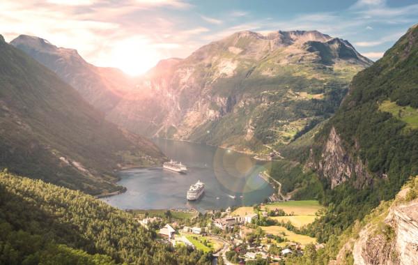 Norwegia – Kraina fiordów