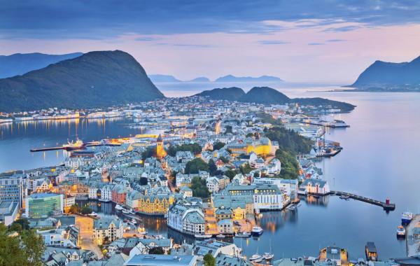 Norweskie Perły